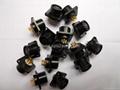 AMP Round 6-Pin ECG Socket