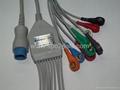邁瑞T8心電圖機線