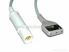 德尔格DIN型3导主电缆