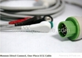Mennen 13Pin Direct Connect, One-Piece ECG Cable 2