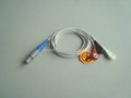 Choice 3 lead holter cable
