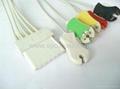 Schiller 5 ECG leadwires