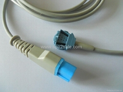 OEM Spo2 adapter cable to use OXY FUN Sensor with Spacelabs 2400 monitor