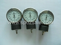 Pressure gauge Pocket 50MM Scale Of