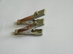 ECG veterinary clip