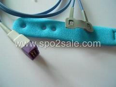 Nellcor OXI-A/N adult/neonatal reusable spo2sensor,3ft