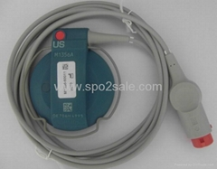Philips M1356A Ultrasound Transducer