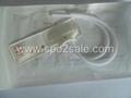 Disposable Neonatal dual tube NIBP cuff, 3-6 cm,No.1
