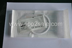 714-1031-01 Disposable Neonatal single tube NIBP cuff, 7-13 cm,No.4