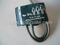 Neonate dual tube NIBP cuff 1