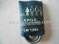 Child 002779 dual tube Non-invasive Blood pressure cuff  1