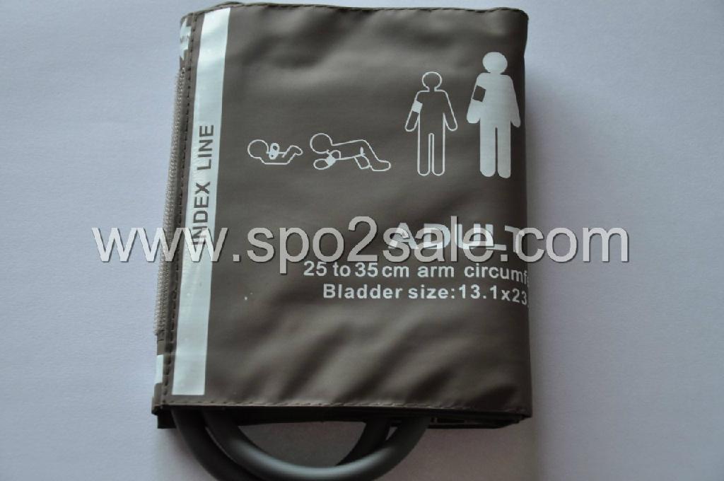 成人双管血压袖套 3