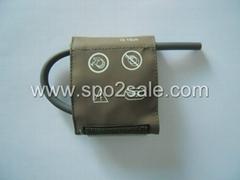 Infant Blood Pressure NIBP Cuff (M1571A) with Single Hose, PU