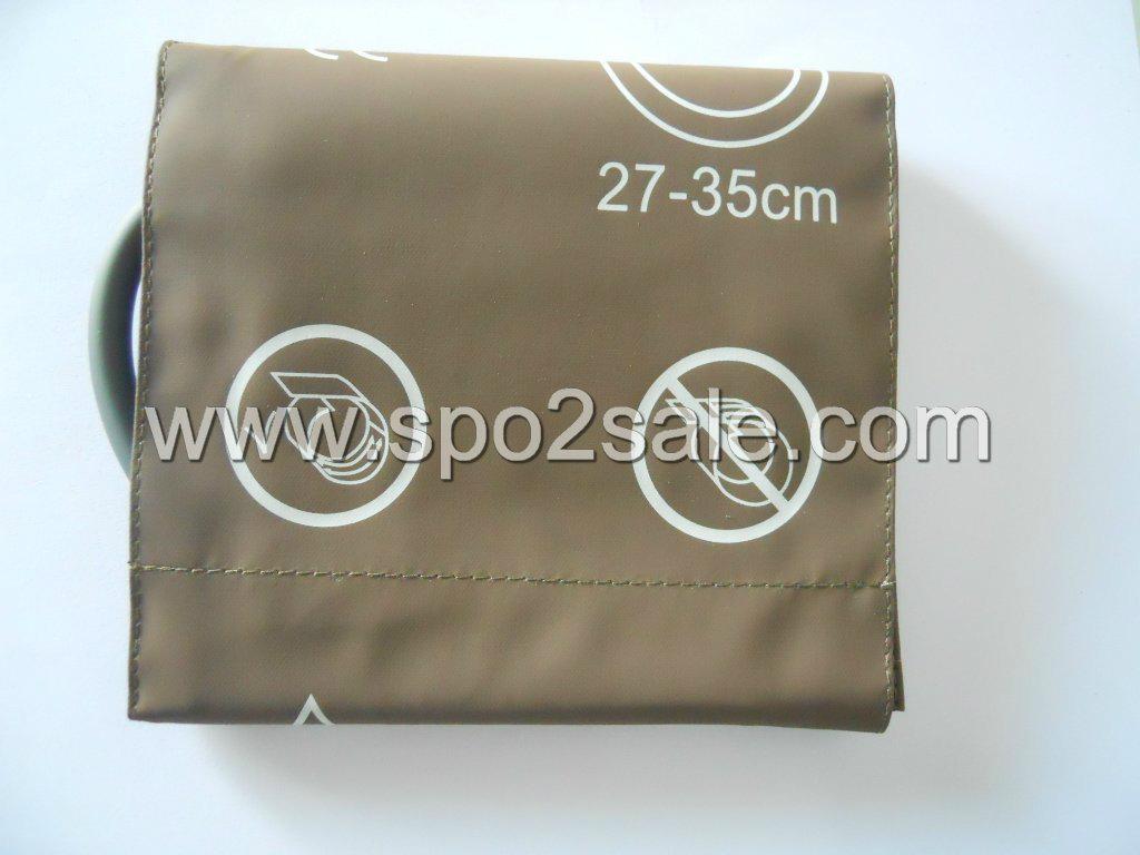 Adult Blood Pressure NIBP Cuff (M1574A) with Single Hose, PU 1