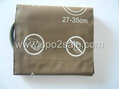 Adult Blood Pressure NIBP Cuff (M1574A) with Single Hose, PU