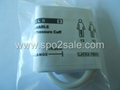 5082-94-4 DISPOSABLE CUFFS,  child#9 , two-Tube, Arm width=15.8~21.3cm