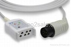 ECG Trunk Cables Nihon Kohden