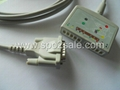 Schiller AT-1 12-Lead ECG Standard Cable