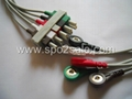 HP M1625A ECG Leadwires