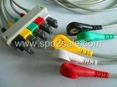 HP M1635A ECG Leadwires