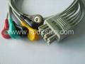Nihon Kohden BR-916P Snap ,IEC 6-Lead