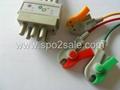 Nihon Kohden BR-019P Grabber Leadwire