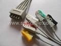 GE 411202-003(E9003CG) 5 Leadwires,IEC