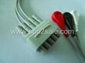 GE 411203-002(E9008LG) 3 Leadwires,AHA