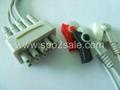 GE 412682-002(E9003CM) 3 Leadwires,AHA