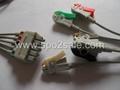 GE 412681-002(E9003CF) 5 Leadwires,AHA