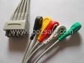 GE 411202-004(E9008LC) 5 Leadwires,IEC