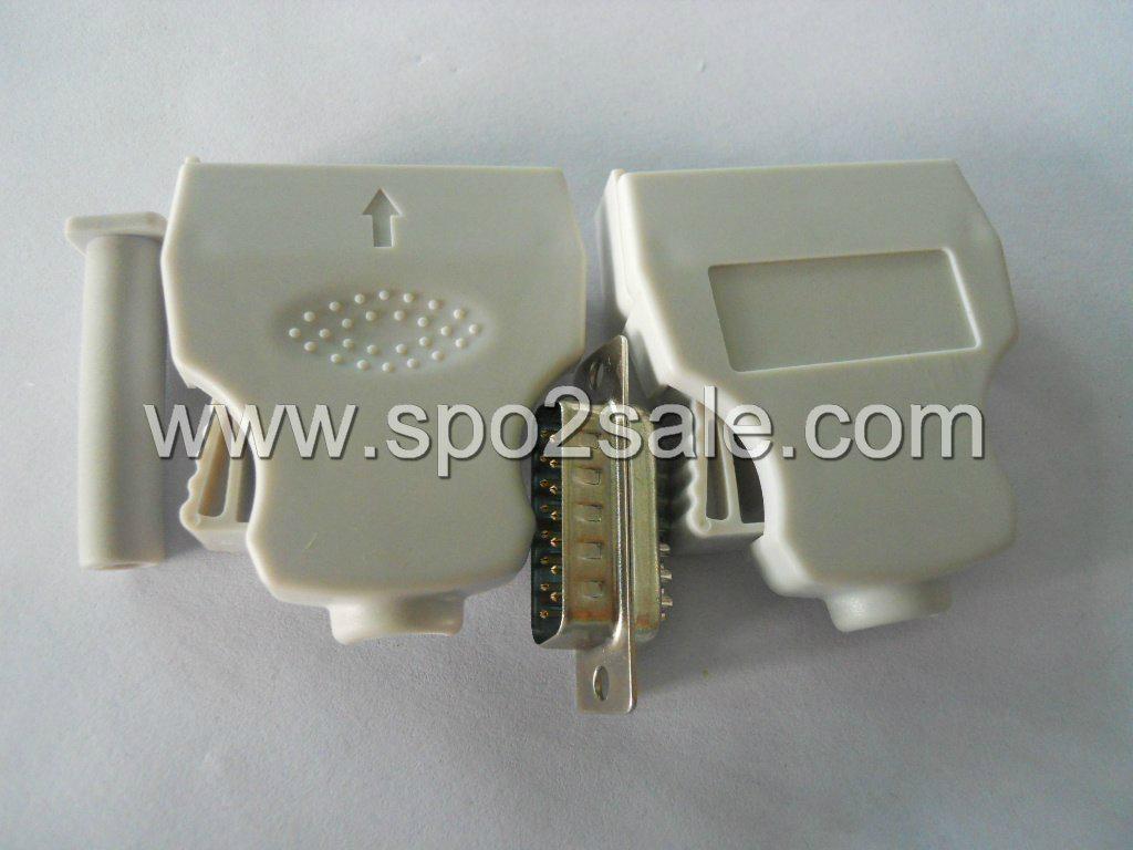 Mortara EKG Connector