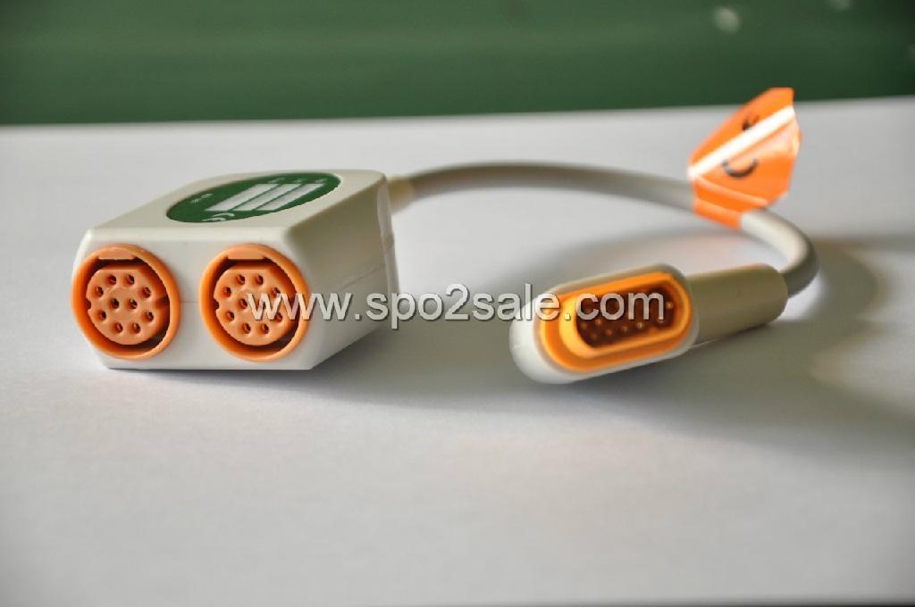 Siemens Dreager 5731281 IBP Converter Cable 1