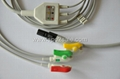 Welch Allyn propaq LT ECG Cable 3