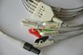Welch Allyn propaq LT ECG Cable 2
