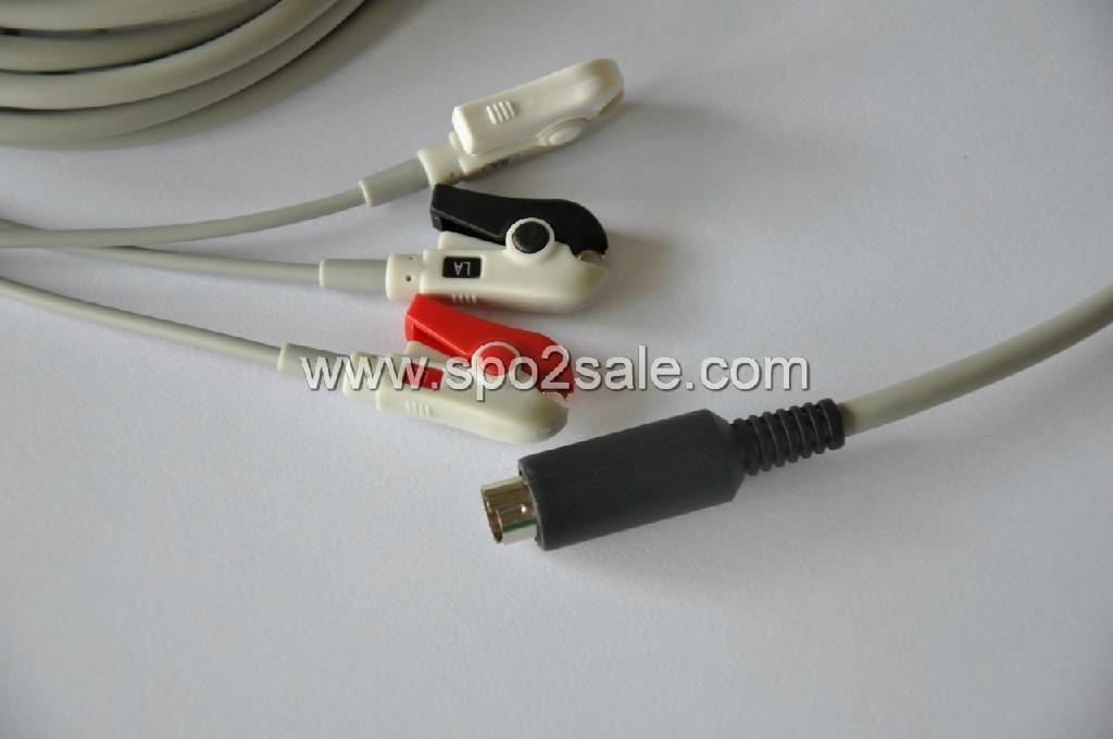 MEK PAMO II ECG Cable 1