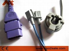 BCI DB9 3043 Neonate wrap Spo2 sensor