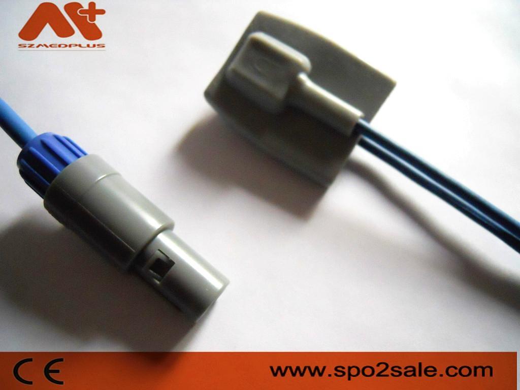 BCI 3044 Pediatric Silicone Soft Tip Spo2 Sensor 1