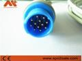Bruker TM910 Adult Finger Clip Spo2 Sensor