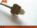 GE Critikon Dinamap 9084 Adult finger clip spo2 sensor