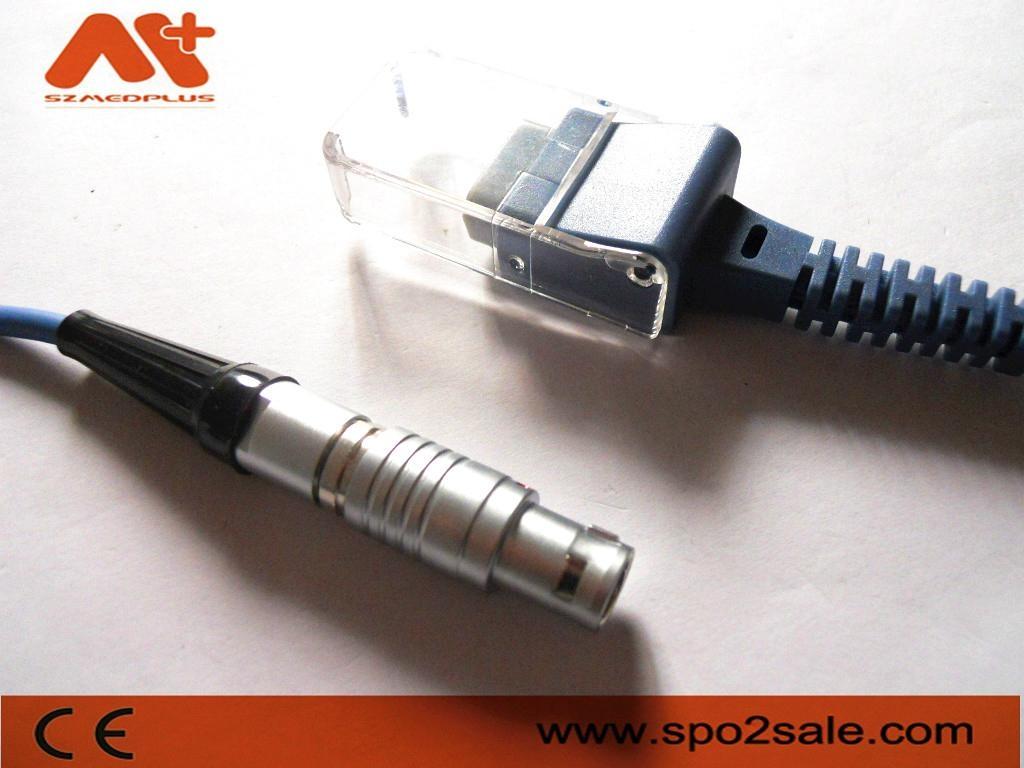CSI 518LD Spo2 extension cable 1