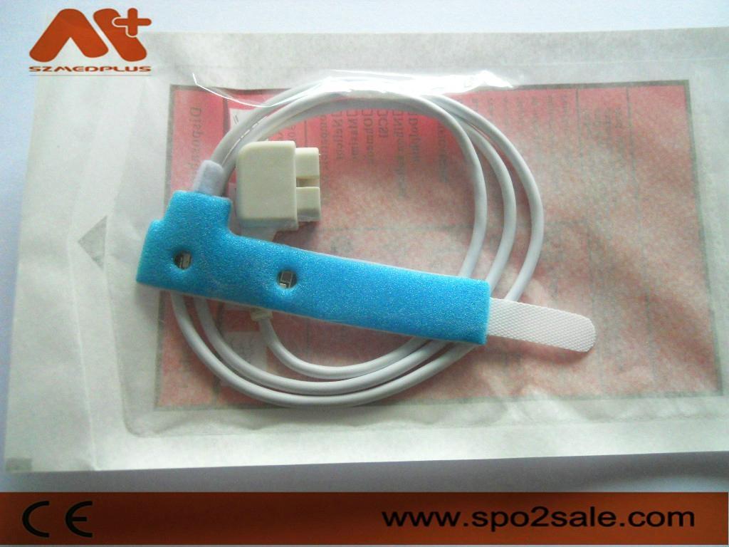 Criticare® 573SD Compatible SpO2 Disposable Sensors 1
