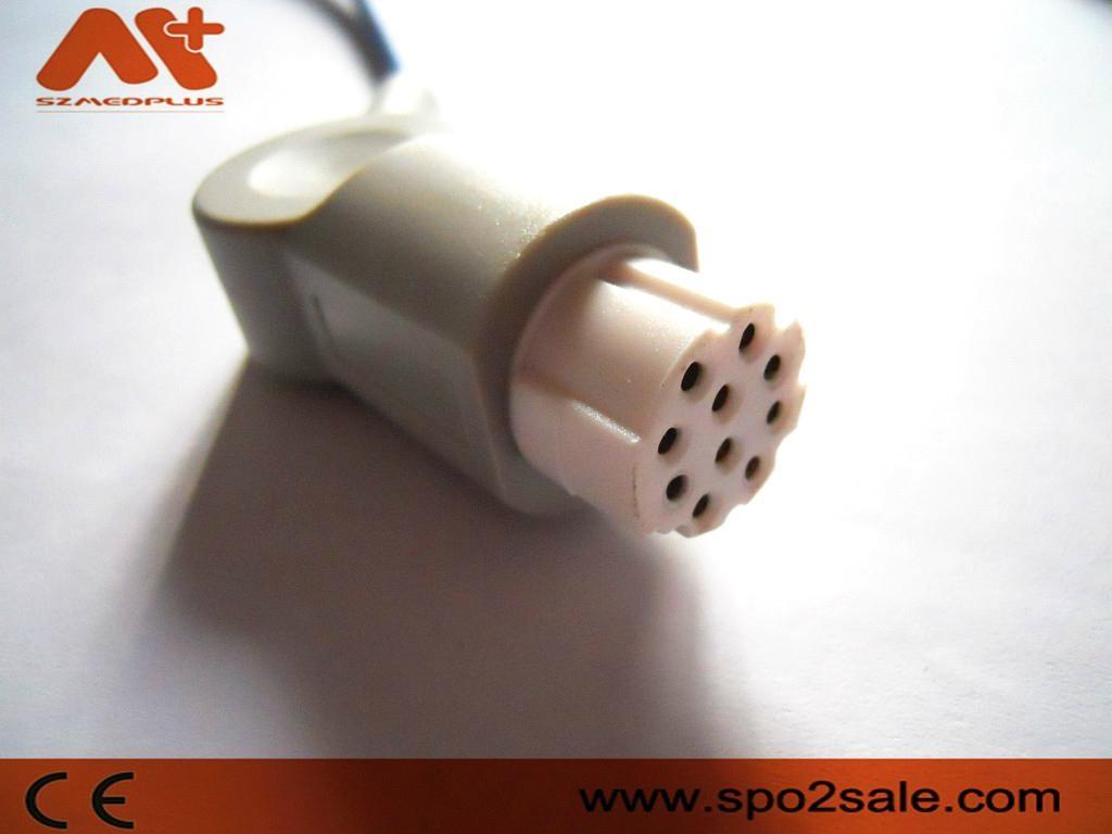 Datex OXY-E4-N Adult ear clip Spo2 sensor 2