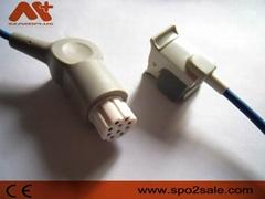 Datex Pediatric finger clip Spo2 sensor