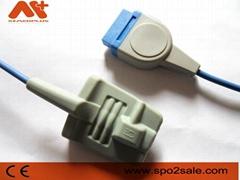GE-Marquette Adult  Silicone Soft Tip Spo2 Sensor