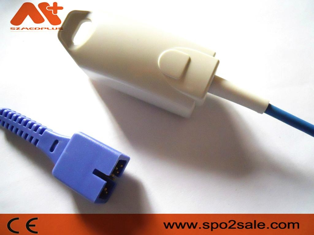Newtech/General Med NT1A digital DB9 adult finger clip Spo2 sensor 1