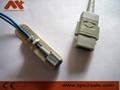 Ohmeda Trusat OXY-E4-MC Adult ear clip Spo2 sensor