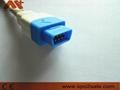 GE Trusignal silicone infant soft tip Spo2 sensor 2