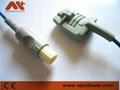 Hellige Adult soft tip Spo2 sensor