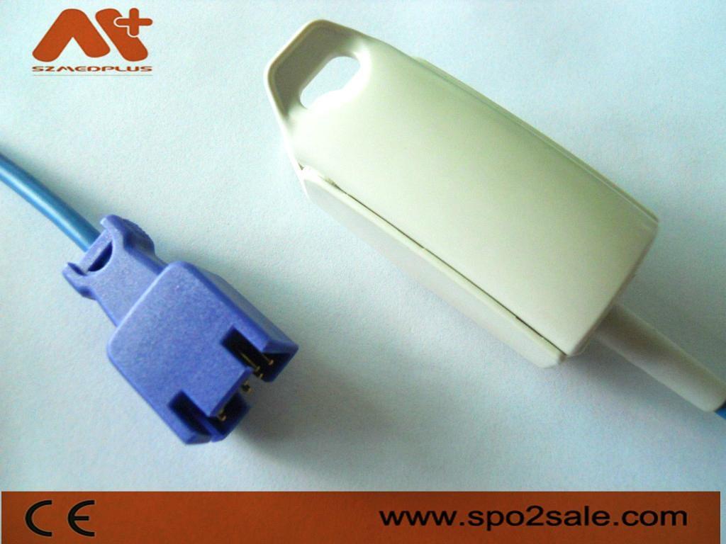 LNCS-DCI Spo2 Adult finger clip Spo2 sensor  1